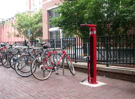 Municipal Bike Racks by Pottruck Of Pennsylvania Facilities And Real Estate Services