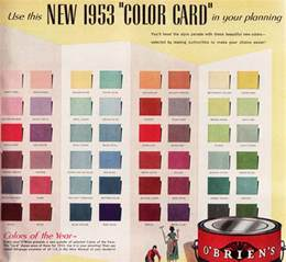 mid century modern color palette mid century modern colors revisited