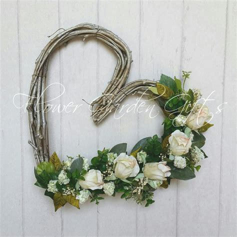 flower wedding wreath wedding wreath wedding flowers ivory flowers bridal
