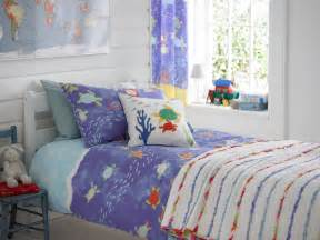 bedroom curtains and bedding kids nautical seaside boys bedding duvet cover set throw or bedroom curtains ebay