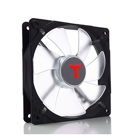 high rpm case fans riotoro 120mm high airflow 1500 rpm performance edition