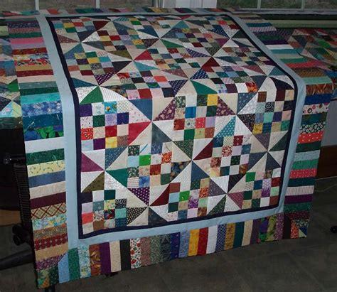 2014 patches n pinwheels baby quilt shirlsu