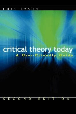 nudge theory a user guide books critical theory today a user friendly guide book by lois