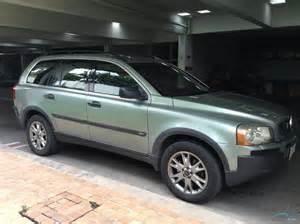 2004 Xc90 Volvo Volvo Xc90 2004 Motors Co Th