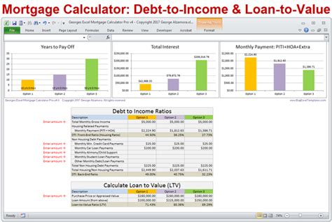 mortgage calculator with taxes insurance pmi hoa