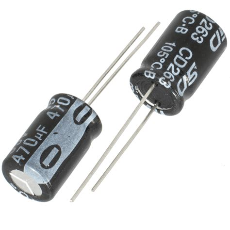 capacitor anode positive or negative capacitors everything you need to eagle