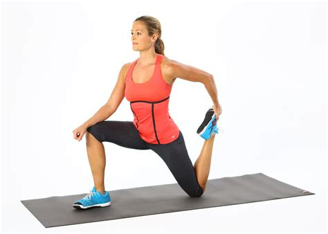 best stretch back relief stretch your hip flexors popsugar fitness