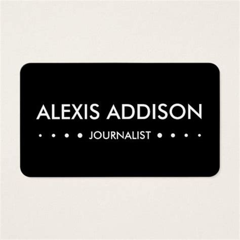journalist business card 1000 images about journalist reporter business cards on