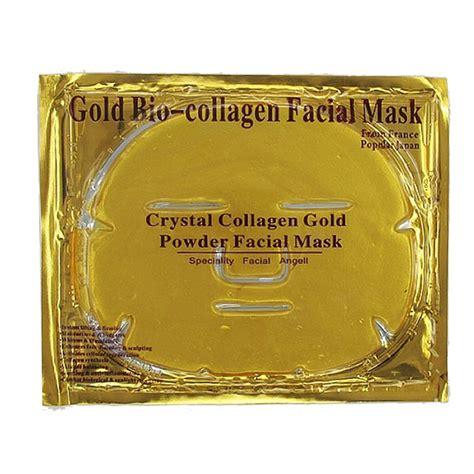 Collagen Gold Powder Mask collagen gold powder mask effect anti aging anti wrinkle gold mask