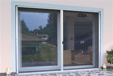 zanzariera porta finestra prezzo zanzariera porta finestra zanzariere modelli di
