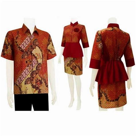 Gamis Batik Wanita Ukuran Xl 46 Best Images About Batik On Batik Blazer