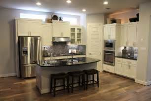 Kitchen Floor Cabinet Choose Flooring That Compliments Cabinet Color Burrows