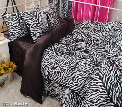 Brown Zebra Bedding Set 1000 Images About Zebra Print Bedding On Gray Brown And Bedding Sets