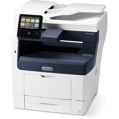 Printer Laser Xerox xerox versalink b405 dn all in one monochrome laser b405 dn b h