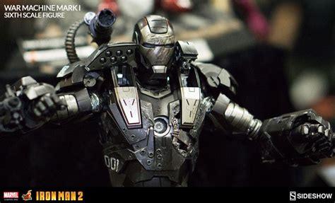War Machine Diecast Toys Ironman Figure toys iron 2 war machine i die cast metal
