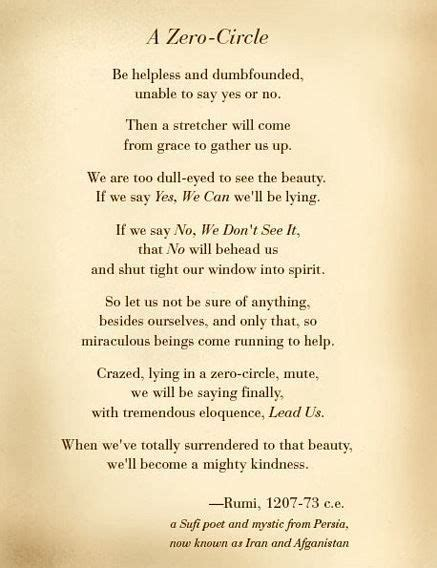 Circle Of Life Poem