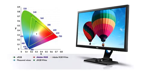 Benq Sw2700pt Monitor For Photographer Ips High Definition Led jual monitor led 20 inch benq qhd photographer monitor 27