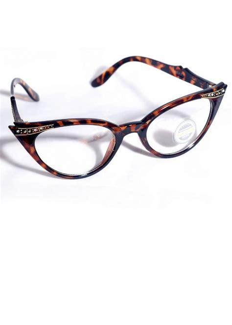 vintage cat eye glasses retro style 50 s cat eye glasses candy apple costumes