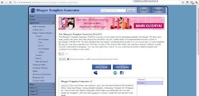 template generator blogspot 10 generator template untuk para blogger berbagi 10