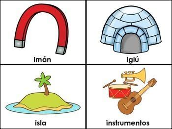 imagenes que empiecen con la letra i en ingles letra i las vocales spanish flashcards for the letter