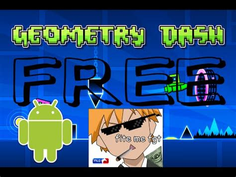 geometry dash full version free youtube geometry dash full version free android youtube