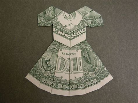Dollar Bill Origami How To - best 25 dollar origami ideas on origami plane