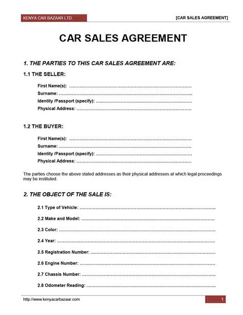 vehicle sales invoiceemplate freeo do list car rental agreement