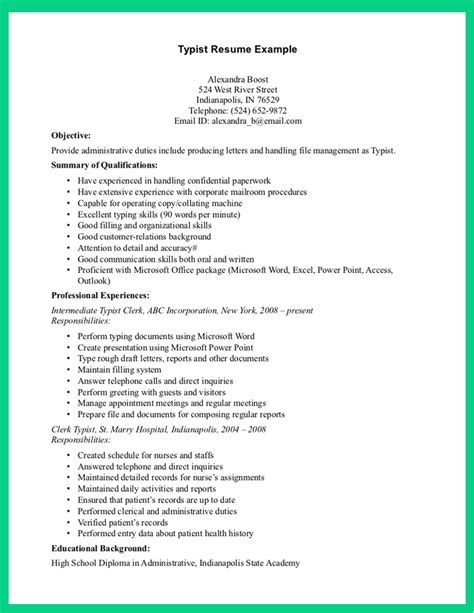 profile in a resume examples skilled profile resume examples