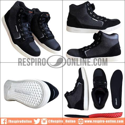 Sepatu Combination sepatu respiro d trenz beta denim respiro