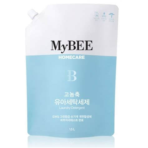 Baby Laundry Liquid Baby Laundry Refill Detergent Baju Bayi mybee baby laundry concentrated liquid detergent refill 1 5l babyonline