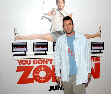 Should You Mess With Adam Sandler In The Zohan by Columbia Pictures Hosts A Screening Of Quot You Don T Mess