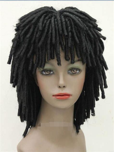 dreadlock wigs for women short dreadlock wig reviews online shopping short