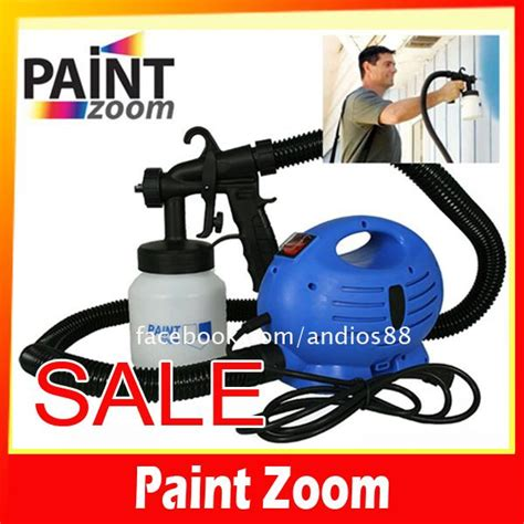 spray paint gun malaysia paint zoom professional electric paint sprayer paint gun 3