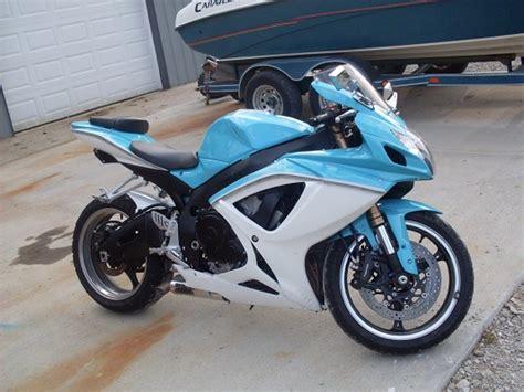 Custom Suzuki Gsxr 600 2007 Suzuki Gsxr 600 6 500 100173363 Custom