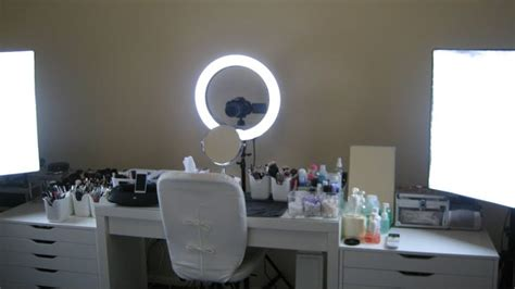 best ups for home use my and lighting setup for filming makeup
