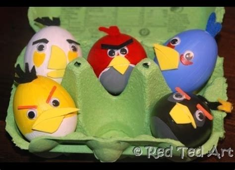 Hiasan Craft Bird 114 best images about angry birds seasons on