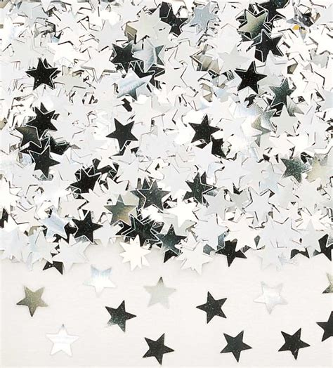 wallpaper grey stars silver wedding anniversary partyware from izzys party shop