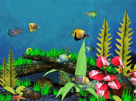 themes for windows 7 aquarium themes wallpaper fish aquarium 3d screensaver shareware