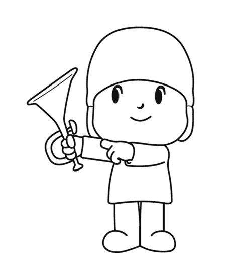 Pocoyo Coloring Pages Free Printable Coloring Pages Pocoyo Coloring Pages