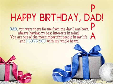 Happy Birthday Quotes For Papa Birthday Wishes For Dad Messages Quotes Wishesmsg