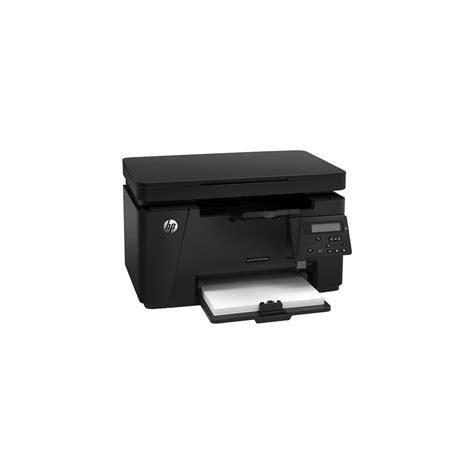 Printer Laserjet Monokrom Hp M125nw P S C Lan Wf hewlett packard cz173ab19 laserjet pro mfp m125nw printer hewlett packard from powerhouse je uk