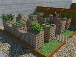diaporama fabrication carre potager en hauteur jardins