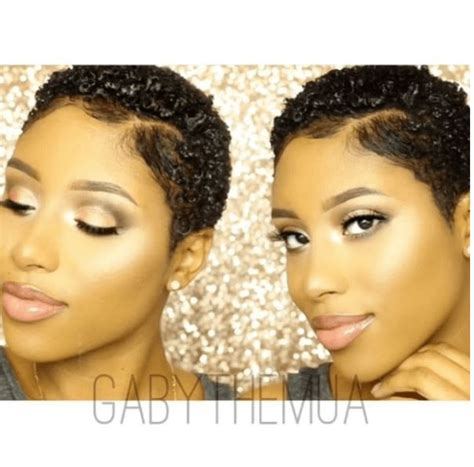 defined curls twa pixie hairstyle on natural hair youtube 1000 images about natural hair styles twa on pinterest