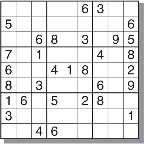 printable sudoku quizzes 4 best images of free medium printable sudoku sudoku
