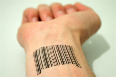 barcode tattoo human trafficking the salvation army works in the community to reduce human