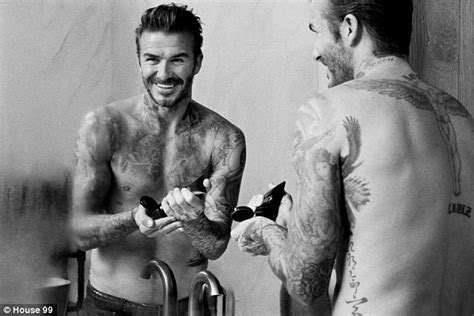 A Mansion For David Beckham Say No Way by David Beckham Launches His Own Grooming Brand Daily Mail