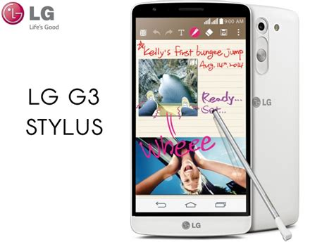 Handphone Lg G3 Stylus Second eventually lg g3 stylus has been listed on the indian website at rs 21 500