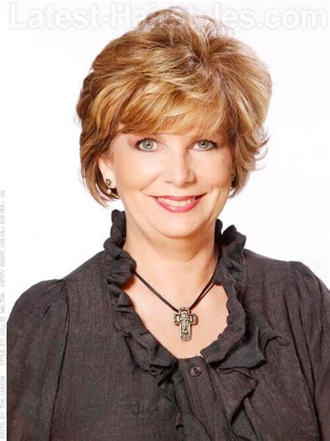 hairstyles with fringers for older women 30 absolutely perfect short hairstyles for older women