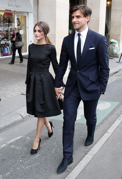 Cocktail Party Dress Code Man - olivia palermo and johannes huebl romancing in paris netrobe