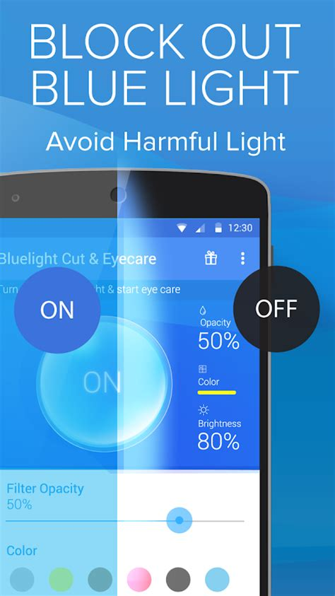 blue light protection app blue light filter for eye care android apps on google play
